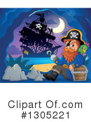 Pirate Clipart #1305221