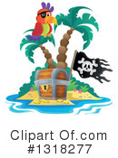 Pirate Clipart #1318277 by visekart