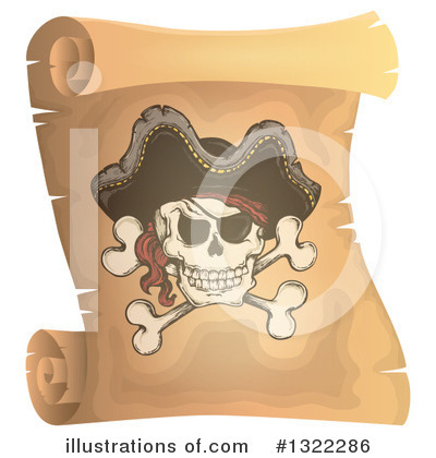 Pirate Clipart #1322286 by visekart