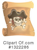 Royalty-Free (RF) Pirate Clipart Illustration #1322286