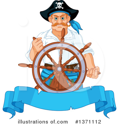Pirate Clipart #1371112 by Pushkin