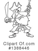Pirate Clipart #1388446