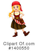 Royalty-Free (RF) Pirate Clipart Illustration #1400550