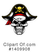 Pirate Clipart #1409908