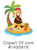 Royalty-Free (RF) Pirate Clipart Illustration #1430816