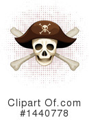 Royalty-Free (RF) Pirate Clipart Illustration #1440778