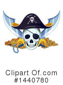 Royalty-Free (RF) Pirate Clipart Illustration #1440780