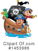 Pirate Clipart #1453986 by visekart
