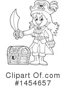 Pirate Clipart #1454657 - Apr 22nd, 2017