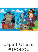 Pirate Clipart #1454659 - Apr 22nd, 2017