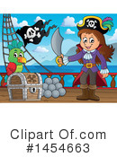 Pirate Clipart #1454663 - Apr 22nd, 2017