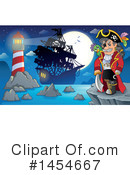 Pirate Clipart #1454667 - Apr 22nd, 2017