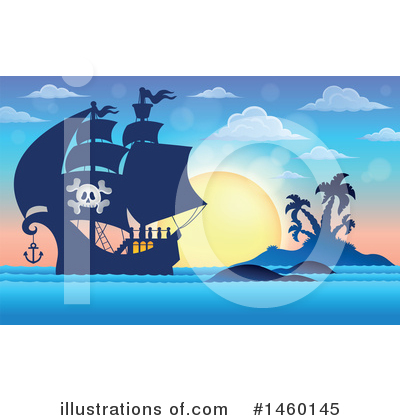 Pirate Clipart #1460145 by visekart