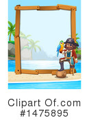 Royalty-Free (RF) Pirate Clipart Illustration #1475895