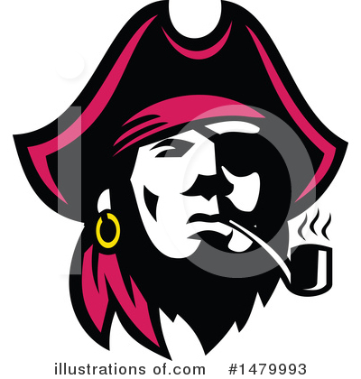 Pirate Clipart #1479993 by patrimonio