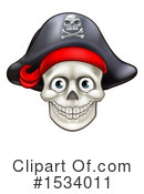 Pirate Clipart #1534011 by AtStockIllustration