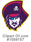 Pirate Clipart #1559157 by patrimonio