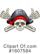 Pirate Clipart #1607584 by AtStockIllustration