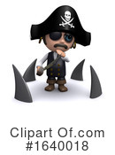 Pirate Clipart #1640018 by Steve Young