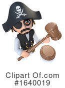 Pirate Clipart #1640019 by Steve Young
