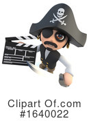 Pirate Clipart #1640022 by Steve Young