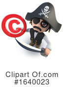 Pirate Clipart #1640023 by Steve Young