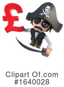 Pirate Clipart #1640028 by Steve Young