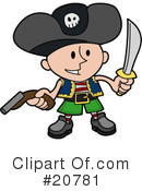 Pirate Clipart #20781