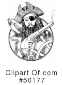 Pirate Clipart #50177