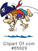 Pirate Clipart #65629
