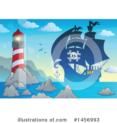 Ship Clipart #1456993 by visekart