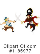 Pirates Clipart #1185977 by BNP Design Studio