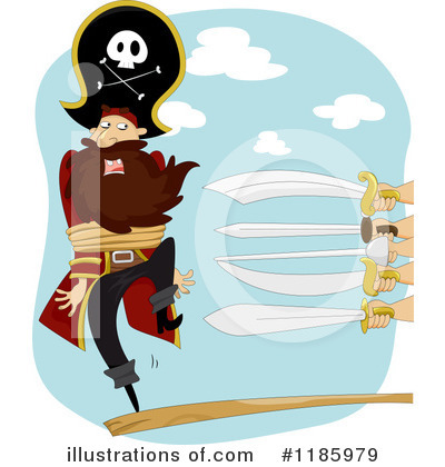 Pirate Clipart #1185979 by BNP Design Studio