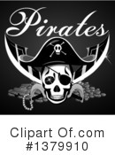 Royalty-Free (RF) Pirates Clipart Illustration #1379910