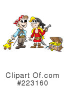 Pirates Clipart #223160 by visekart