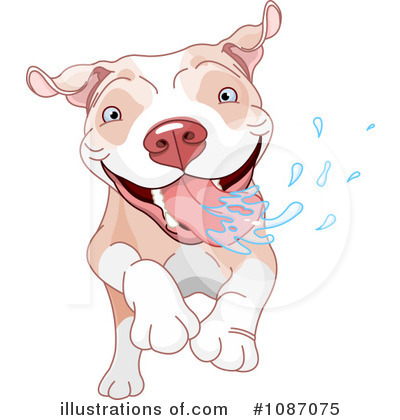 Dog Clipart #1087075 by Pushkin