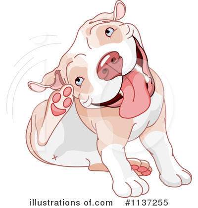 Pit Bull Clipart #1137255 by Pushkin