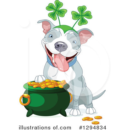 Leprechaun Clipart #1294834 by Pushkin