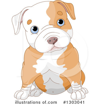 Pit Bull Clipart #1303041 by Pushkin