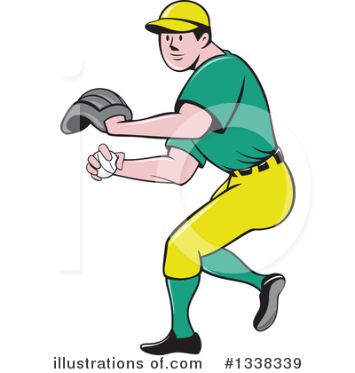 Baseball Clipart #1338339 by patrimonio