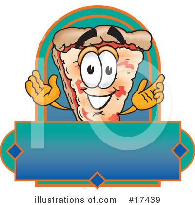 Pizza Clipart #17439 by Toons4Biz