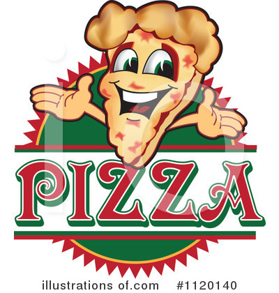 Pizza Clipart #1120140 by Toons4Biz