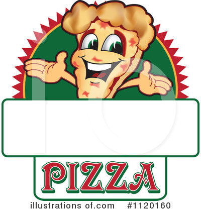 Pizza Clipart #1120160 by Toons4Biz