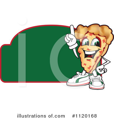 Pizza Clipart #1120168 by Toons4Biz