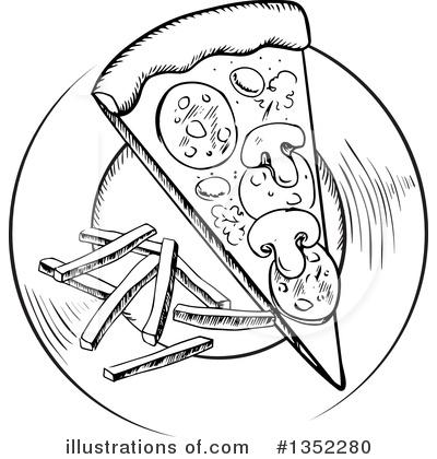 Pizza Clipart 1352280