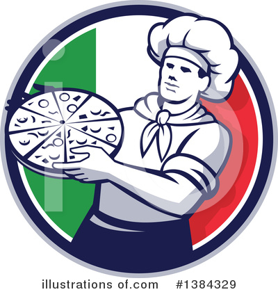 Chef Clipart #1384329 by patrimonio