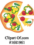 Pizza Clipart #1681961 by Morphart Creations