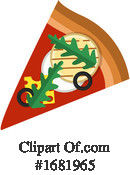 Pizza Clipart #1681965 by Morphart Creations