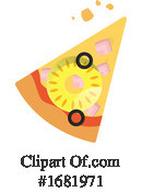 Pizza Clipart #1681971 by Morphart Creations