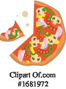 Pizza Clipart #1681972 by Morphart Creations